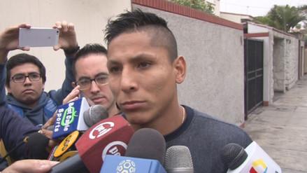 Raúl Ruidíaz no quiere perjudicar a Universitario con su pase al Morelia