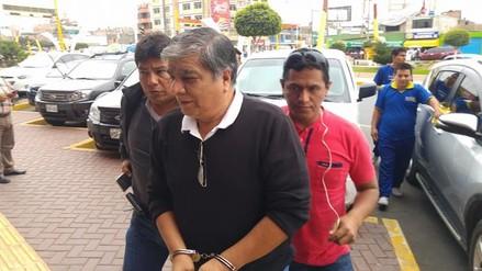 Chimbote: disponen internar a exejecutor coactivo en el penal de Cambio Puente