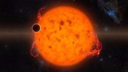 Descubren dos planetas extrasolares recién nacidos