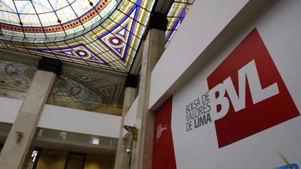 La Bolsa de Valores de Lima cerró hoy con una caída de 0.14%