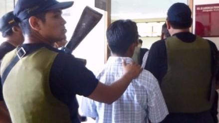 Chiclayo: 35 años de cárcel a agricultor que violó a sus dos hijas