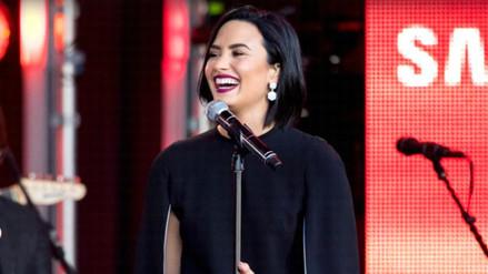 Demi Lovato regresó a Twitter pese a su promesa de no volver
