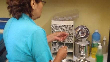 Pedirán más dotación de vacunas contra la influenza en hospital Las Mercedes