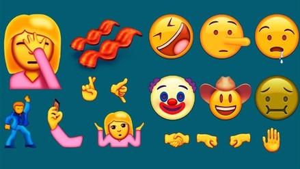 Fotos: estos son los 72 emojis que se sumarán a WhatsApp