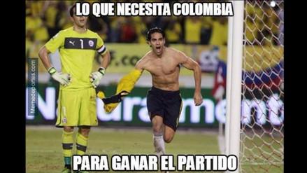 Chile vs. Colombia: estos memes dejó el partido por Copa América