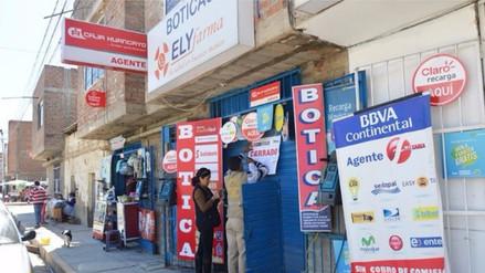 Huancayo: cierran 4 boticas por no contar con autorización sanitaria