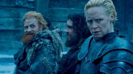 Game of Thrones: la verdad sobre el coqueteo entre Tormund y Brienne