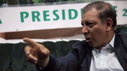 Marco Arana: Democracia se fortalece si oposición preside Fiscalización