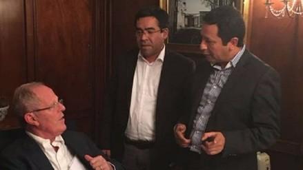 Congresista Clemente Flores presidirá comisión de transferencia en el norte