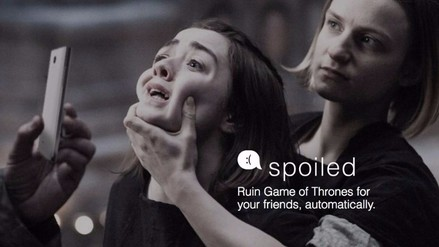 Game of Thrones: conoce la aplicación que manda spoilers a tus enemigos