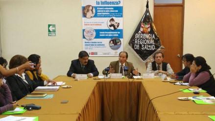 Siete personas fallecieron a causa de la influenza AH1N1 en Arequipa