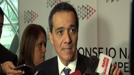 Ministro Segura recomendó cautela fiscal a próximo gobierno