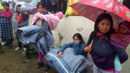 Colegiales podrán usar abrigos ante friaje en La Libertad