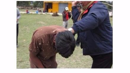 Pacasmayo: ronderos torturan a peatón por no portar DNI