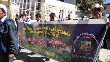 Día del Campesino: inician actividades por homenaje en Otuzco