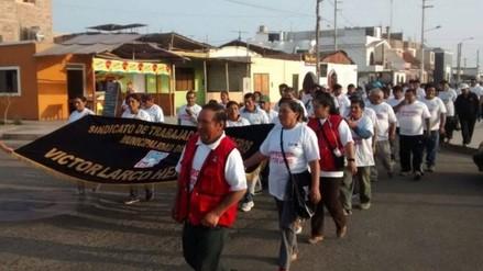 Huelga indefinida: trabajadores obreros de Víctor Larco acatarán medida