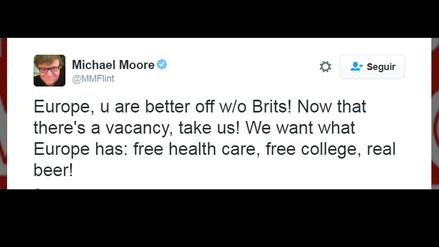 Brexit: ¿qué dijeron las celebridades en las redes sociales?