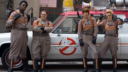 Ghostbusters: Fall Out Boy publica soundtrack de la cinta [VIDEO]