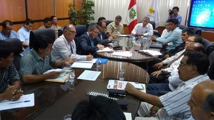 Pescadores artesanales sechuranos se reunieron con viceministro