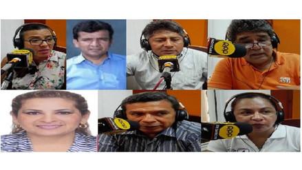 Piura: autoridades regionales se reunirán con congresistas electos