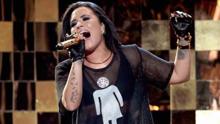 Demi Lovato estalló en Twitter con toda su furia