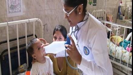 Huánuco: reportan más de 500 casos de neumonía