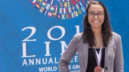 ¿Quién es Mariana Costa, la peruana que impresionó a Obama y Zuckerberg?