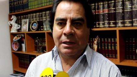 Alcalde de Huancayo cuestiona futuro Ministerio de Apoyo a las Regiones