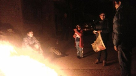 Puno: multarán a 12 personas que quemaron tóxicos en fogatas por San Juan