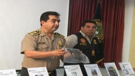 Paiján: capturan a menor de 14 años con arma de guerra