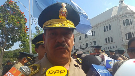 Chiclayo: PNP espera notificación para dar garantías en empresa Tumán