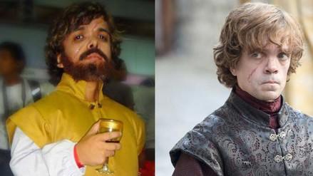 Conoce al 'Tyrion Lannister peruano' de Game of Thrones que conquista las redes