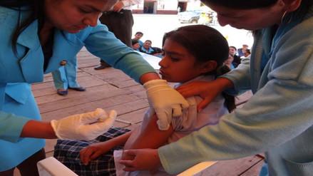 Andahuaylas: intensifican atenciones de salud ante bajas temperaturas