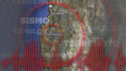 Sismo de 5,5 grados afecta unas diez ciudades del norte de Chile