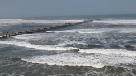 Puertos y caletas permanecerán cerrados por oleajes anómalos