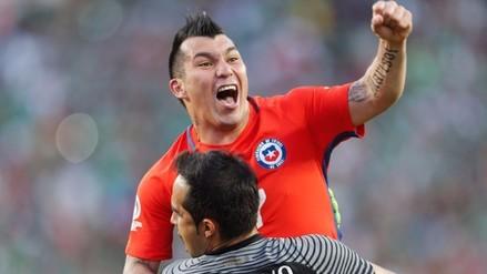 Copa América: carabineros motivan a su selección previo a la final