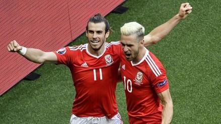 Eurocopa 2016: Gales derrotó 1-0 a Irlanda del Norte y accedió a cuartos