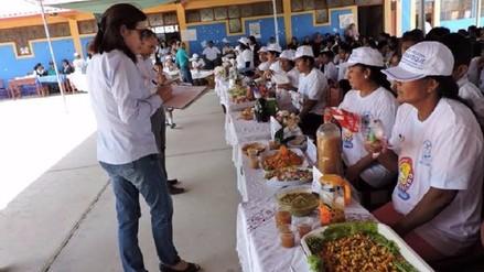 GR promovió Festival Gastronómico del producto hidrobiológico en Íllimo