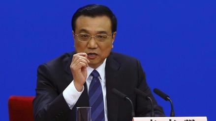 China: El