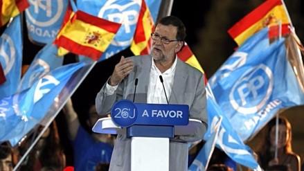 España: el PP de Mariano Rajoy ganó las elecciones parlamentarias
