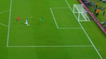 Argentina vs. Chile: Gonzalo Higuaín desperdició clara ocasión de gol