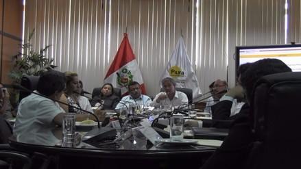 Piura: congresistas electos se comprometen a agilizar proyectos para la región