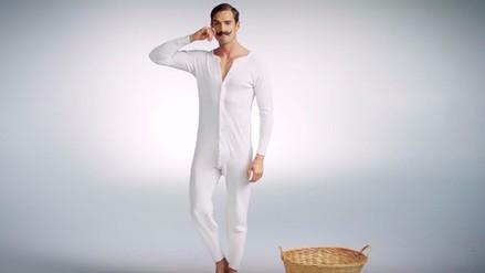 YouTube: ¿cómo ha cambiado la ropa interior del hombre'