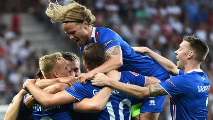 Eurocopa: relator islandés volvió a paralizar el mundo con grito de gol