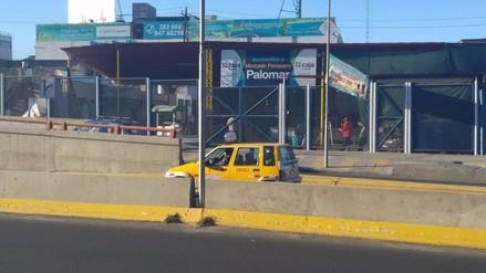 Suspenden atención en mercado pesquero El Palomar
