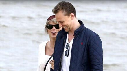 Taylor Swift se dio tiempo para conocer a los padres de Tom Hiddleston