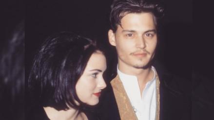 Winona Ryder sale en defensa de Johnny Depp ante acusaciones de violencia