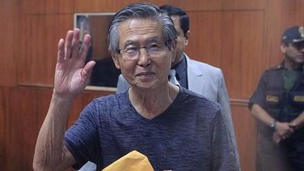 Fujimori desautoriza que su defensa pida nuevamente el indulto