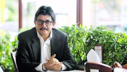 Enrique Cornejo descartó postular a la presidencia en el 2021