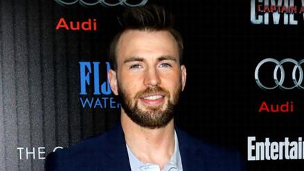 Chris Evans: su novia detalló cómo es dormir con el Capitán América